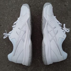 Asics gel-dedicate size 10 shoes